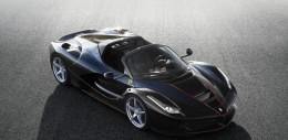 Новая игрушка для миллионеров -  2017 Ferrari Laferrari Spider