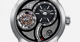 В оттенках темного: 2016 Girard-Perregaux Haute Horlogerie Tri-Axis Tourbillion