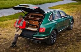 Bentley выпускает автомобиль для рыбалки за $200000