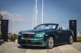 Rolls Royce представляет уникальные Dawn  Porto Cervo и Wraith Porto Cervo