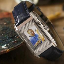 Jaeger-Lecoultre создает часы, посвященные Ван Гогу