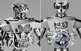 MB&F Balthazar – новое пришествие часового робота