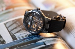 Новинка от Ulysse Nardin: Executive Skeleton Tourbillon