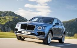 Bentley Bentayga Diesel – самый быстрый внедорожник, работающий на дизеле