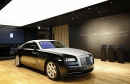 Rolls-Royce открывает люкс-студию в Азии