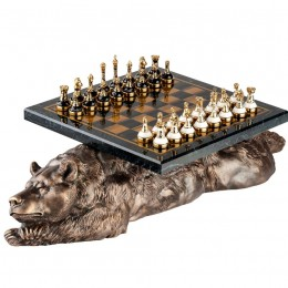 Шахматы Медведь