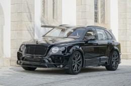 Bentley Bentayga: версия Mansory