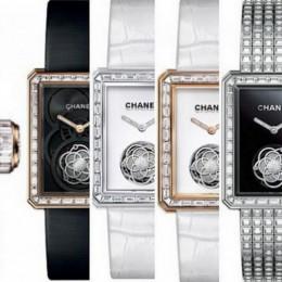Ограниченный тираж: Chanel Première Flying Tourbillon