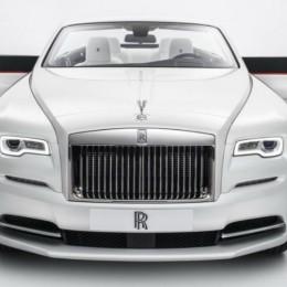 От кутюр: новый дизайн Rolls-Royce