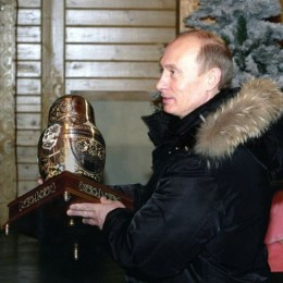Уникальные шедевры для Газпром и Лукойл