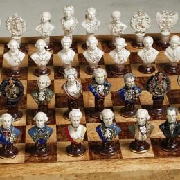 Шахматы Екатерина Великая