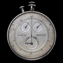 Хронограф Louis Moinet нашел свое место в книге рекордов Гиннеса