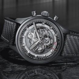 Часы El Primero Skeleton от компании Zenith