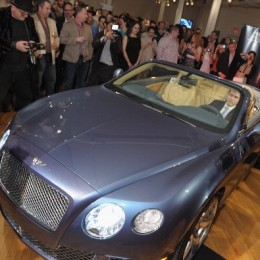 Bentley и Mercedes решили выявить лучшую роскошную машину