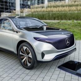 Мировые автопроизводители сравнили свои роскошные электрические внедорожники