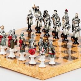 Коллекционные шахматы «Грюнвальдская битва»