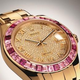Rolex презентовала новые часы