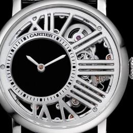 Необычный скелетон от Cartier