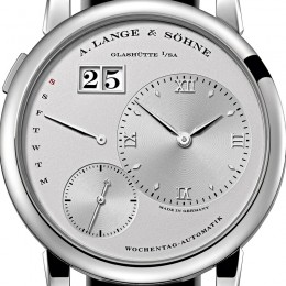 Lange 1 Daymatic 320.025