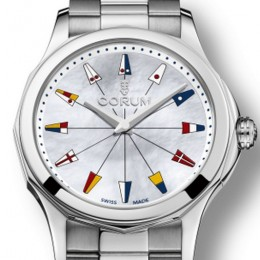 Corum Admiral's Cup Legend 32 Lady Quartz 020.100.20/V200 PN22