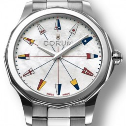 Corum Admiral's Cup Legend 38 Lady Quartz 020.201.20/V200 PN22