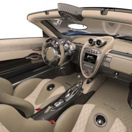 Родстер Pagani Huayra за 2,4 миллиона долларов