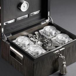Первый в мире хьюмидор для чая от дизайнера Аса Эрикссон-Ауйя