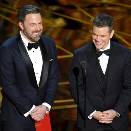 Изделия Montblanc на премии Оскар 2017