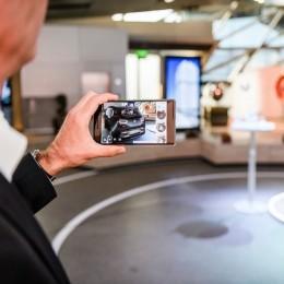 BMW i Augmented Reality Visualizer: первое приложение дополненной реальности от BMW
