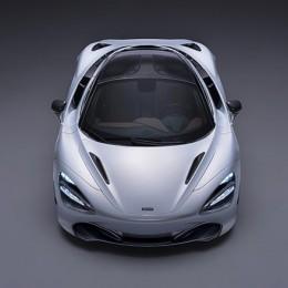 McLaren 720S: новый образ и больше мощности