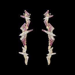 Серьги Морские (чайки)