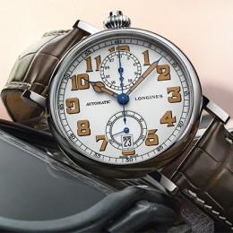 Лучшие часы 2017 года: Longines Avigation Type A-7 1935