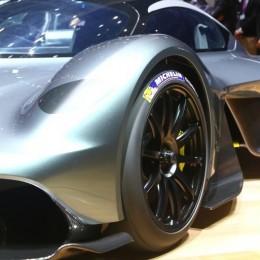 7 удивительных фактов о Aston Martin Valkyrie