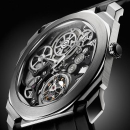 Новый рекорд от Bulgari: ультратонкие часы Octo Finissimo Automatique