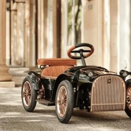 D Throne S Electric – самый роскошный игрушечный автомобиль в мире