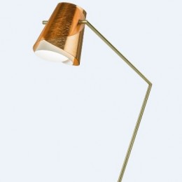 Slamp и Montblanc представляют Overlay – идеальную настольную лампу для письма