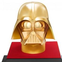 Золотая маска Дарта Вейдера за 1,4 миллиона долларов