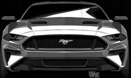 Ford Mustang (2018), вдохновленный Дартом Вейдером
