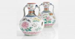 Изысканные китайские вазы за 14 миллионов фунтов стерлингов