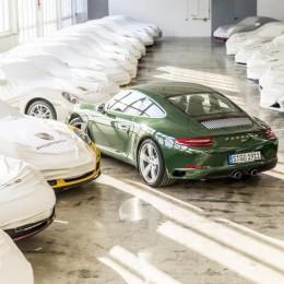Миллионный Porsche 911 собран и выглядит изумительно