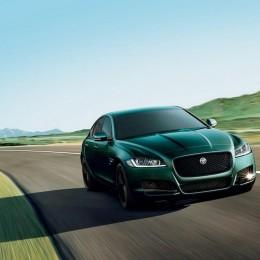 Jaguar и японский теннесист Кэй Нисикори запускают модель XF ограниченного издания