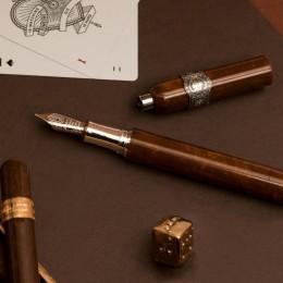 Montegrappa представляет улучшенную версию своей ручки-сигары