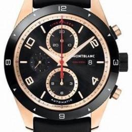 Montblanc представляет новую модель часов  - TimeWalker Chronograph Automatic в корпусе из розового золота