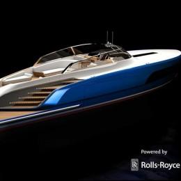 Aeroboat S6 на двигателе Rolls Royce