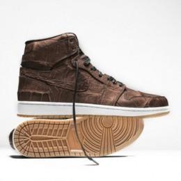 Самые роскошные кеды Nike Air Jordan