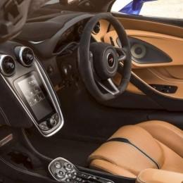 McLaren 570S Spider представлен в преддверии своего дебюта на Goodwood