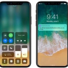В сеть утекли снимки Apple iPhone 8