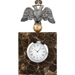 Мраморные часы «Державные»