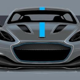 Aston Martin представил свой первый электромобиль, и это Rapide