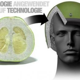 Защитный «фруктовый» шлем
